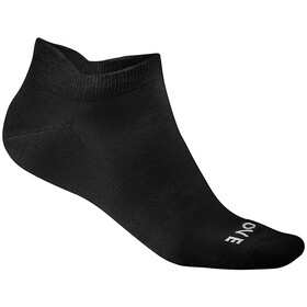 GripGrab Classic No Show Chaussettes, black